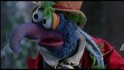 [1/2] Коледната песен на Мъпетите - Бг Аудио - коледна история (1992) The Muppet Christmas Carol hd