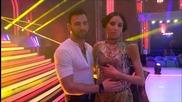 Dancing Stars - Нели и Наско за първоаприлските шеги (01.04.2014г.)