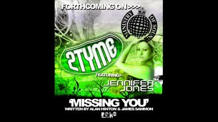 2 Tyme Ft Jennifer Jones - Missing You