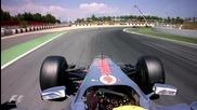 Най - доброто от Гран При на Испания Формула 1 Сезон 2011