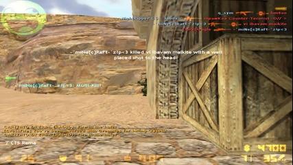 Counter - Strike 1.6 [short video]