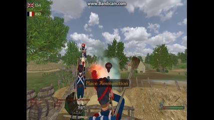 Mount and blade Warband Napoleonic Wars Cannon Kills
