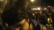 Italy: Tens of thousands march for women's rights in Rome