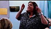 Dance Moms (С2Е7) - Аби крещи на Пейдж и Клоуй и Кристи я успокоява