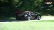 Прекрасният звук на Judd V8 Mercedes 190