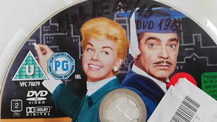 Българското Dvd издание на Отличникът (1957) Prooptiki 2009