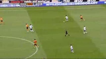 Hull City v Bolton Wanderers 1:0