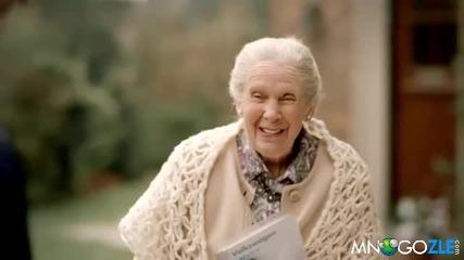 Тази баба я е карала :)