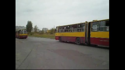 Ikarus buses in the world 71