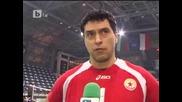 3:0 победа на Цска волейбол, полуфинал, 23 февруари 2011, b T V Новините