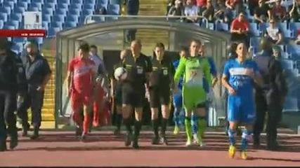 Цска - Левски 1:0 ( България, А група (20-10-2012)