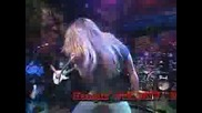 Skid Row - Mokey Business (live)