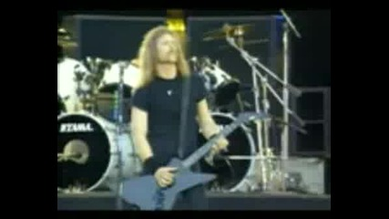 Metallica - Nothing Else Matters (bgsubs)