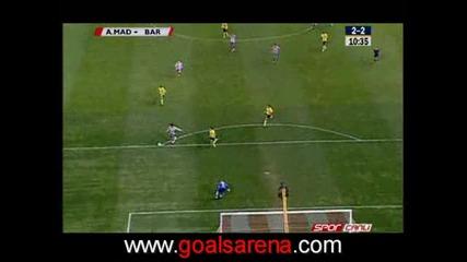 01.03 Атлетико Мадрид - Барселона 4:3 Серхио Агуеро Гол
