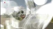 2011 как се заби в оградата -tour De France 2011