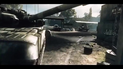 Battlefield 3 Montage - Magnetic Fluid