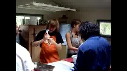 Парти В Кухнята