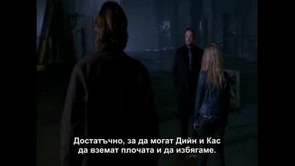 Supernatural S08e17 + Bg Subs