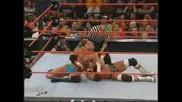 Triple H vs Randy Orton Unforgiven 2004 с превод 1 част