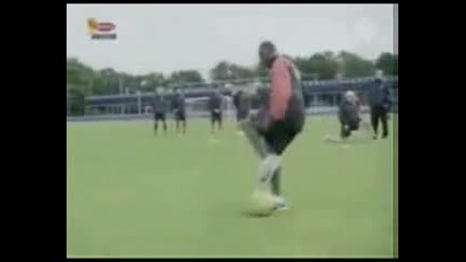 Soccer Freestyle Mix 2007