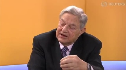 George Soros's secret for saving Europe
