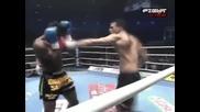 K-1 World Grand Prix 2007 Remy Bonjasky vs Badr Hari