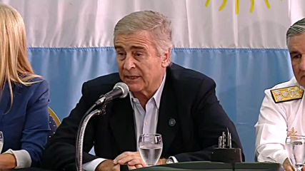 Argentina: Missing sub found, 'no means' to recover it - Defence Minister Aguad
