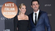 Kate Upton marries Justin Verlander in Italy
