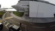 Преобразеният район около Морската гара