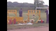 Областно състезание Млад огнеборец 2010г. - Казанлък