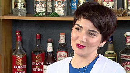Russia: Drinking on the job? Meet Moscow's female team of elite ALCOHOL analysts