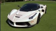 Ferrari Laferrari Miami Beach 2015 supercar show