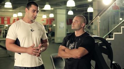 Супер Сериите С02 Еп01 - Взривяване на краката с Галин Коларов!