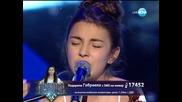 Габриела Йорданова - Големите надежди 1/4-финал - 07.05.2014 г.