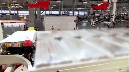 Megafactories Tesla Model S (english)