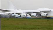 Най - големия самолет в света