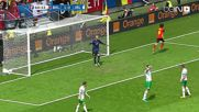 Белгия 3 - 0 Република Ирландия ( 18/06/2016 ) ( Евро 2016 )