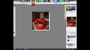 Как да сменим лице с Photoshop Cs3