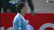 Лео Меси показа, че ще става баща!