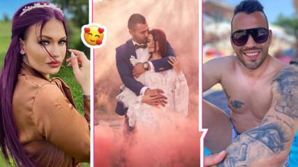 """Сватби, морета и купони: Какво се случва с Яница и Момчи след """"Един за друг"""""""