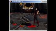 Mortal Kombat 4.purvite fatalityta