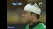 Египет 0:3 Сащ (купата на Конфедерациите )