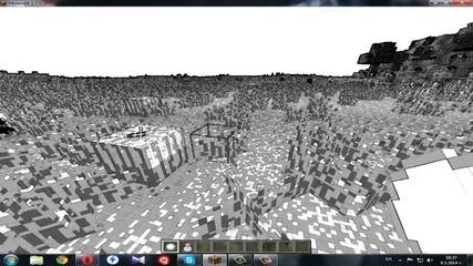 Minecraft - Super Secret Settings (супер секретни настройки). Какво правят те?