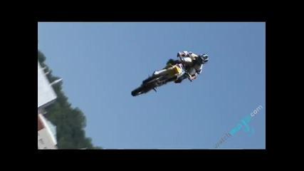 Big Air Motocross Jumps