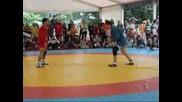 Slovenian Sambo Open 2007 - Sambo Compilation