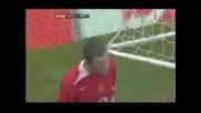 Rooney - Гол От Воле