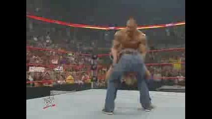 Wwe Raw - Cm Punk побеждава Edge и става шампион в тежка категория!! [30.06.08]