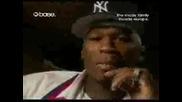 Eminem & 50 Cent - Зад Сцената На Amt 2003