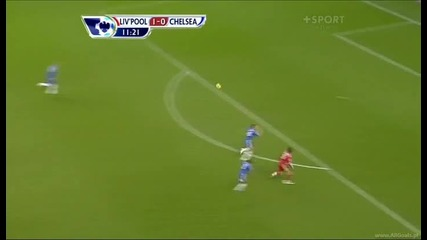 Liverpool 1 - 0 Chelsea - Torres Goal