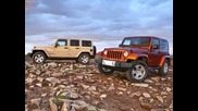 New 2011 Jeep Wrangler - Снимки
